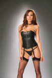 Corsetto in Pelle da Beyond Dark | L3128  Tg L